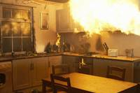 שיקום דיור מוגן לאחר השריפה
