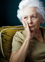 אובדן בן זוג בגיל הזהב