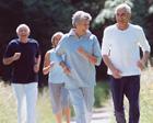 הליכה נכונה בגיל הזהב