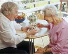 בריאות נפשית חיובית היא האתגר שבהזדקנות