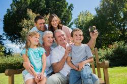 צילומי משפחה - הרגעים המאושרים של החיים